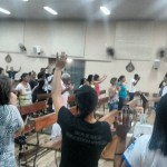 Missionário da Divina Misericórdia vai a grupo falar de Pecado e Salvação