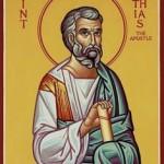 SÃO MATIAS (apóstolo)