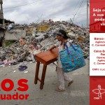 SOS Equador: CNBB e Cáritas Brasileira prosseguem campanha