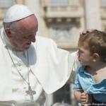 Papa afirma que deseja uma Igreja aberta e compreensiva