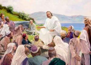 jesus desceu do barco