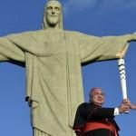 Dom Orani abençoa tocha olímpica e transmite mensagem de paz