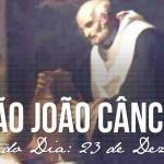 SÃO JOÃO CÂNCIO
