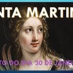 SANTA MARTINHA