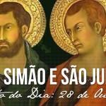 Festa dos apóstolos São Judas e São Simão