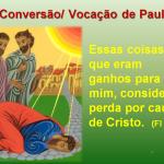 CONVERSÃO DE SÃO PAULO