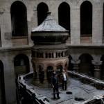 Reforma do Santo Sepulcro terá início após Páscoa ortodoxa
