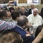 Papa encoraja membros da Cáritas na missão com os pobres