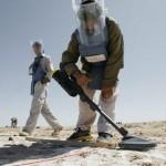 Local do Batismo de Jesus será livre de minas terrestres