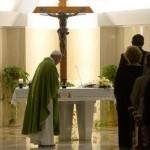 """""""Igreja e todo cristão devem cuidar para não se fechar num sistema de normas"""""""