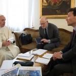 """Papa Francisco: """"a coexistência entre cristãos e muçulmanos ainda é possível"""""""