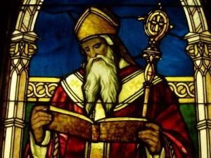 santo agostinho de cantuaria