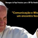 COMUNICAÇÃO E MISERICÓRDIA: UM ENCONTRO FECUNDO