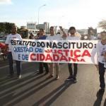 Marcha pela Vida em Brasília reúne 8 mil pessoas
