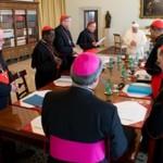 Reunião do C9 com o Papa abordou pedofilia e questões econômicas