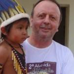 Dom Paloschi apresenta ao Papa problemática indígena