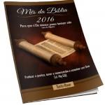 CNBB divulga subsídios para o Mês da Bíblia 2016