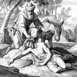 O samaritano misericordioso