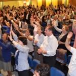 CRB divulga mensagem final da Assembleia Eletiva