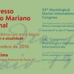24º Congresso Mariológico Mariano Internacional realiza-se em Fátima