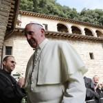 Divulgado programa da visita do Papa a Assis