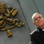 Pe. Lombardi deixa Sala de Imprensa da Santa Sé