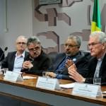 No Senado, CNBB e entidades defendem o SUS