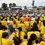Com mais de 200 mil jovens, Missa dá início à JMJ 2016