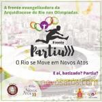 Rio terá evangelização 'radical' durante Jogos Olímpicos