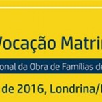 Brasil sedia Congresso Internacional 'Obra das Famílias de Schoenstatt'