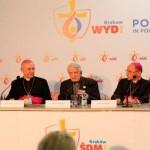 Sobre o que o Papa Francisco falou com os bispos da Polônia?