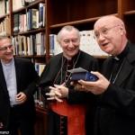 Despedida de D. Celli: saio sereno e contente em ter servido a Igreja e ao Papa