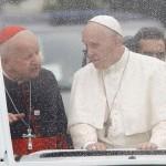 Bispos poloneses participam de encontro privado com o Papa
