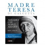 Em livro sobre Madre Teresa, Papa escreve aos jovens