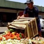 Brasil desperdiça 40 mil toneladas de alimento por dia, diz entidade