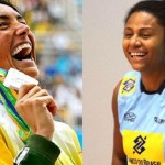 Atletas comentam legado moral que Olimpíada vai deixar no Brasil