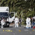 Papa Francisco reza pelas vítimas de ataque na França
