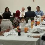 Papa almoça com refugiados sírios no Vaticano