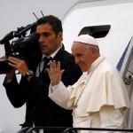 Papa despede-se da Polônia
