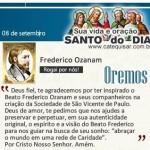BEATO FREDERICO OZANAM