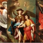 Festa dos Arcanjos Miguel, Rafael e Gabriel