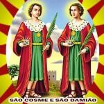 SANTOS COSME E DAMIÃO