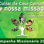 Campanha missionária aborda postura do homem diante da criação