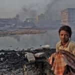 1 de cada 7 crianças do mundo respira ar altamente poluído, diz Unicef