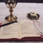 A Liturgia é sagrada