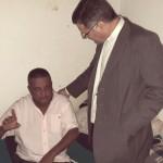 Bispo de São Carlos visita CMDM – Missão São Carlos