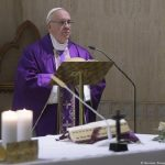 Papa: a fé cristã não é uma teoria, mas é o encontro com Jesus