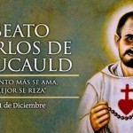 BEATO CHARLES DE FOUCAULD