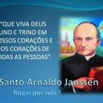 SANTO ARNALDO JANSSEN