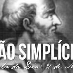 SÃO SIMPLÍCIO